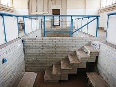 Chátrající Městské lázně v Zábrdovicích. Ilustrační foto.