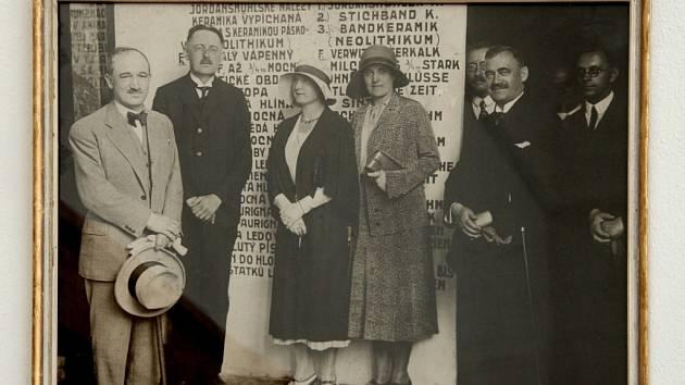 Pracovníci Moravského zemské muzea v Brně ve středu otevřeli přesunutou expozici věnovanou slavnému archeologovi Karlu Absolonovi.