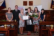 Prestižním oceněním Žena regionu se od pondělka může pyšnit zakladatelka a ředitelka brněnského Rodinného centra MaTáta Jitka Svobodová.