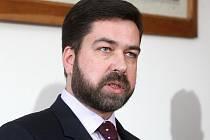 Nový místopředseda Nejvyššího soudu Roman Fiala.