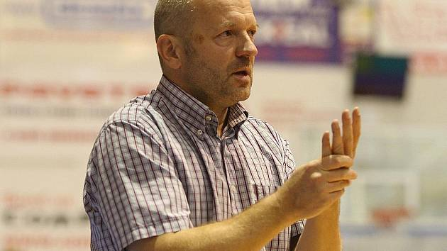 Bývalý trenér brněnských volejbalistů Ivan Husár.