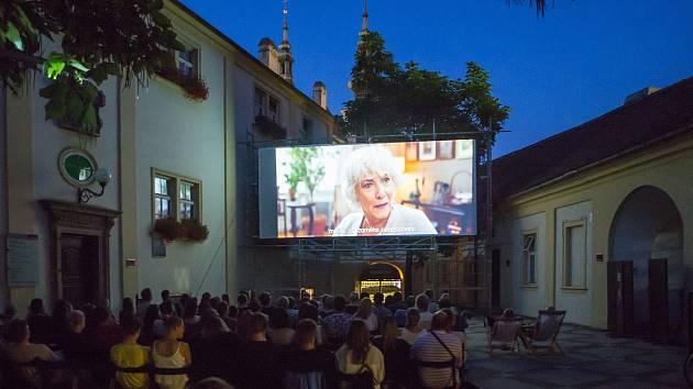 Začíná letní kino radnice Brna-střed. Uvede severské filmy i hity z tuzemska
