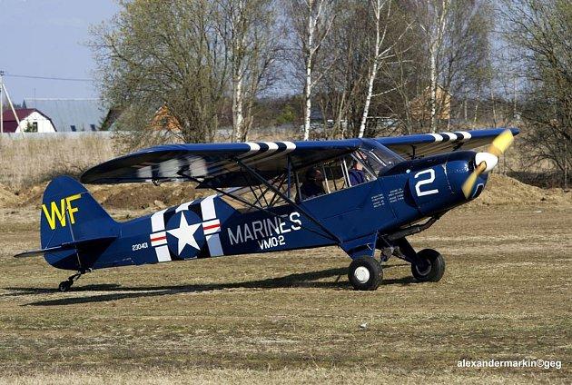 Piper Cub L 4.