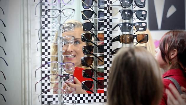 Brněnské výstaviště hostí od pátku třiadvacátý mezinárodní veletrh oční optiky, optometrie a oftalmologie.