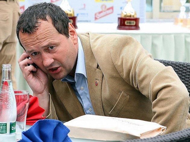 Nový sportovní ředitel brněnské Zbrojovky Zdeněk Kudela.