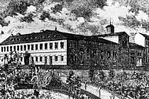Historické divadlo v brněnské ulici Veveří.