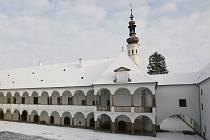 Oslavanský zámek se dočká dalších oprav.