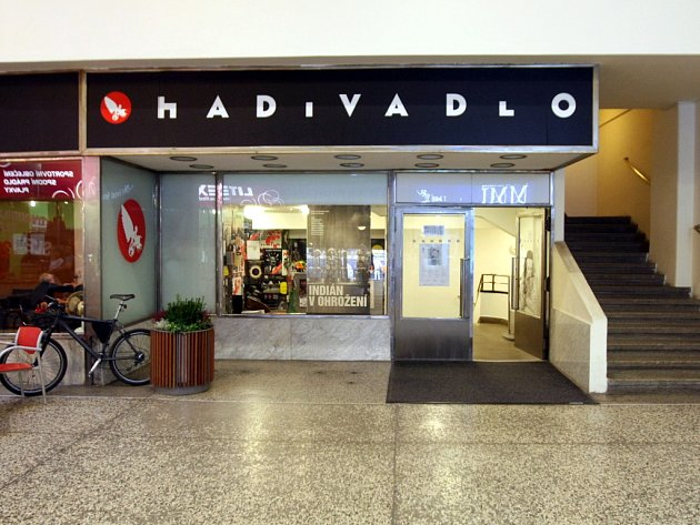 HaDivadlo - ilustrační foto.