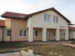 Penzion pro důchodce v Medlově na Židlochovicku.