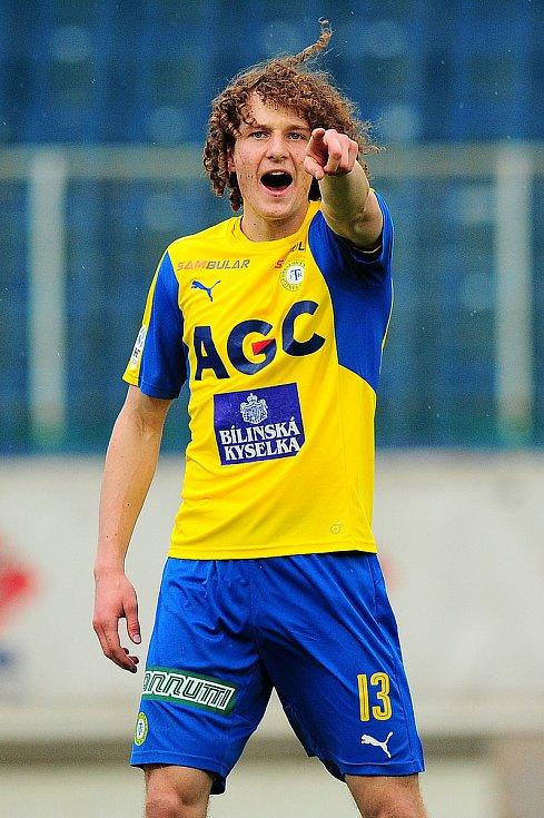 Alex Král hrál první ligu také v Teplicích.