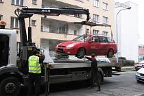 Falešný hasič záchranář přišel o auto.