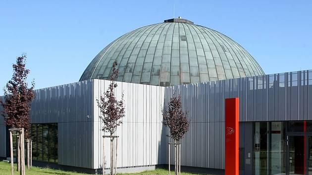 Brněnské planetárium - ilustrační foto.
