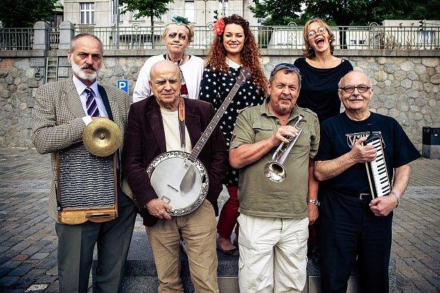 Ivan Mládek a Banjo Band.