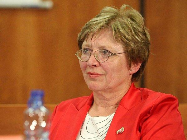 Zuzka Bebarová-Rujbrová.