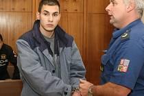 Pavel Tomi u brněnského soudu.