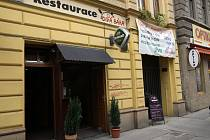 Restaurace Divá Bára.