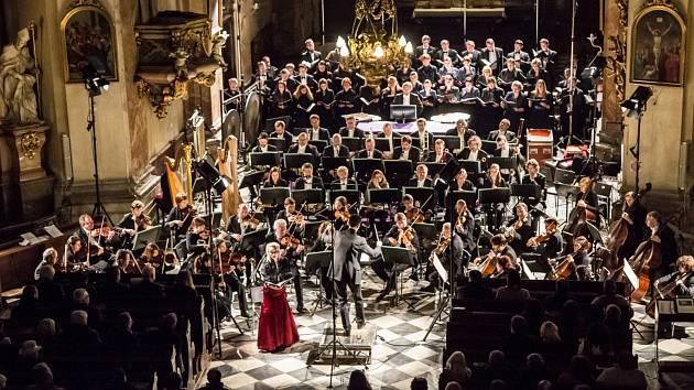 Velikonoční festival duchovní hudby zahájili Miserere a Stabat Mater.