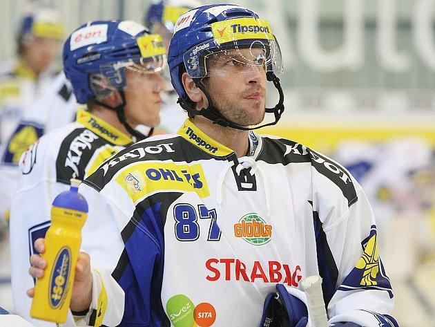 Hokejista Ondřej Veselý.