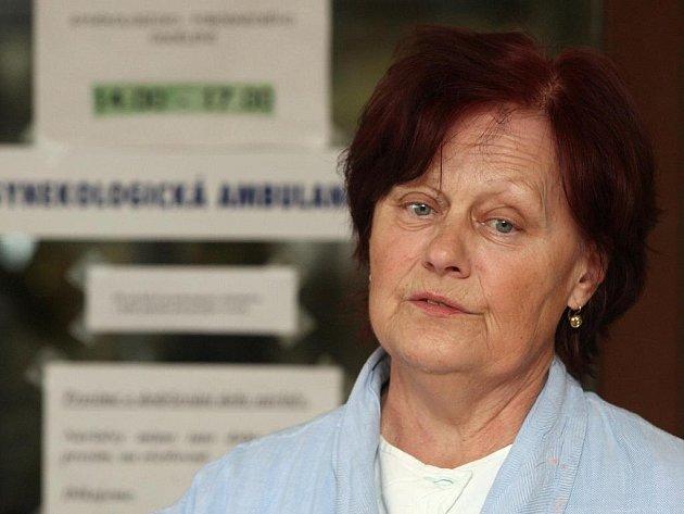 Zdeňka Kopečková.