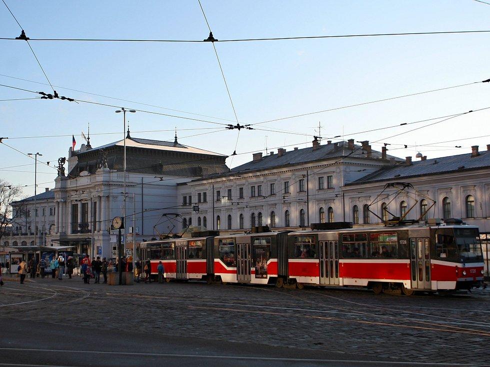 Okolí současného hlavního vlakového nádraží v Brně by v budoucnu mohlo projít proměnou.
