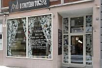 Restaurace U Svatého Tomáše v Brně.