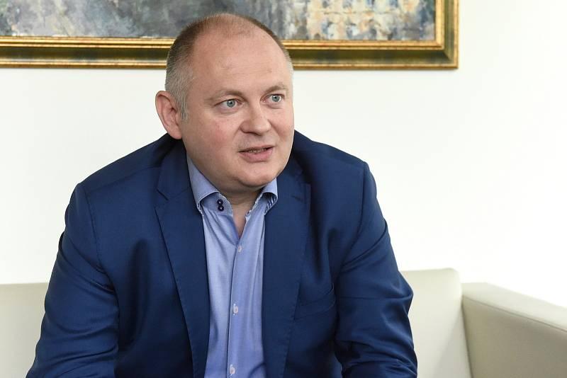 Bývalý hejtman JMK Michal Hašek.