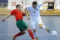 Brněnští fanoušci tentokrát baráž o futsalové mistrovství světa v hale Vodova neuvidí.