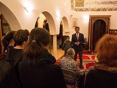 Mešita v Brně se otevřela veřejnosti.