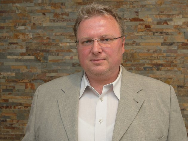 Generální ředitel společnosti Technické sítě Brno Pavel Rouček.