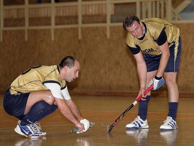 Pozemní hokejisté Techniky Brno v neděli odstartovali letošní halovou extraligovou sezonu.