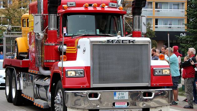 Trucky. Ilustrační foto.