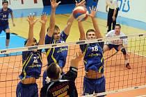 Volejbal Brno - ilustrační foto.