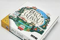 Druhé vydání hry Brno Šalinou.