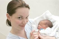 Alexandr Dupej nar. 28.1.2009 s maminkou Zuzanou