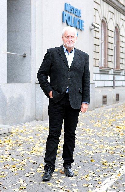 Bohumil Šimek míří zpostu šéfa brněnských strážníků do vedení Jihomoravského kraje.