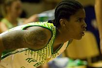 Basketbalistka Jasmine Gillová.