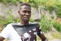 Senegalský fotbalista Lamine Fall odešel z Afriky do Evropy už v šestnácti letech.