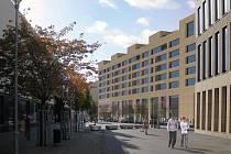 Komplex nazvaný Palác Trnitá nabídne 160 bytů, 400 parkovacích míst ve třech podzemních parkovacích podlažích a komerční plochy s rozlohou osmi tisíc metrů čtverečních.