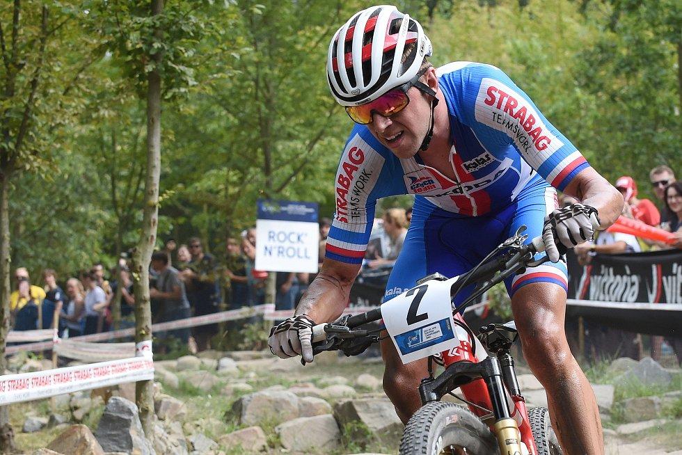 Český pohár v Brně pojede také český reprezentant Ondřej Cink za tým Kross Racing.