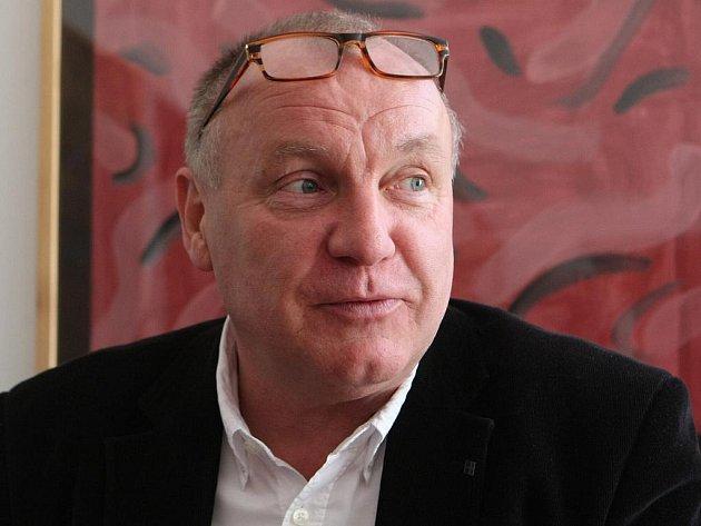Ředitel Národního divadla Brno Daniel Dvořák.