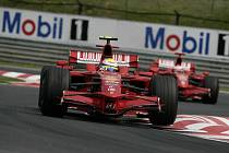 Pilot formule 1 Felipe Massa.