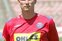 Fotbalista Petr Čoupek.
