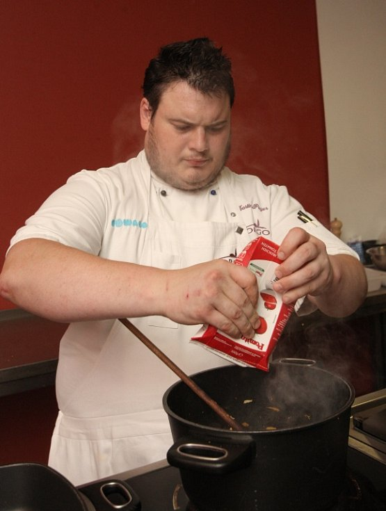 Brňané se naučili připravovat těstoviny.