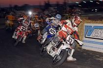 Olympia supermoto night show ukončí motocyklovou sezonu v Brně a okolí.
