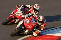 V konečném účtování světového poháru FIM Superstock  1000 skončil Ondřej Ježek (69) na výborném sedmém místě za Italem Berettou (29).