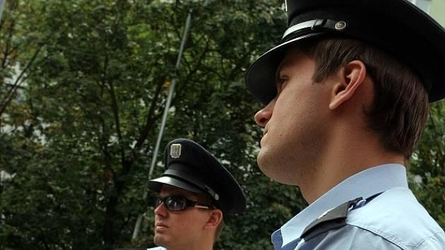 Ilustrační: policie