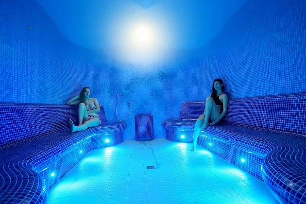 Bazén Ponávka brzy otevře novo parní saunu