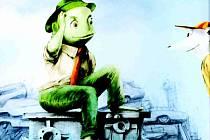 Žabák Kristián má téměř vše, ale něco mu přece jen chybí - kamarádi.