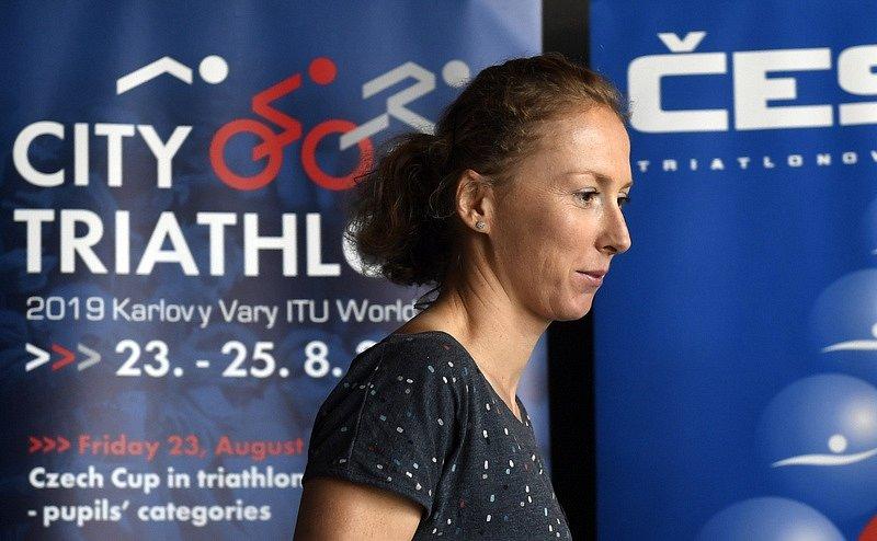 Vendula Frintová se chystá na svoji čtvrtou olympiádu.