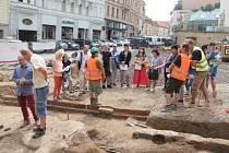 Archeologická komise.